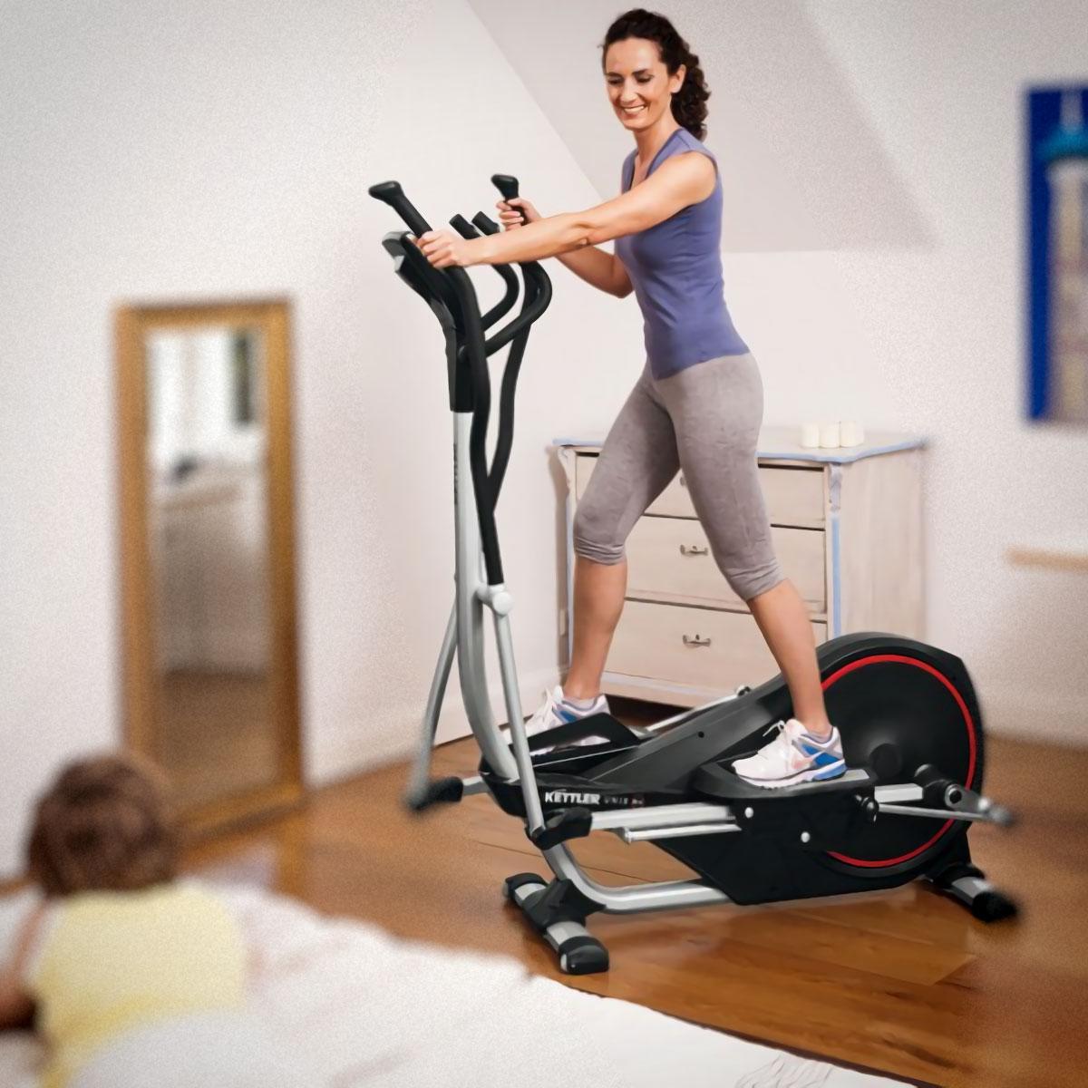 Домашний тренажер для похудения