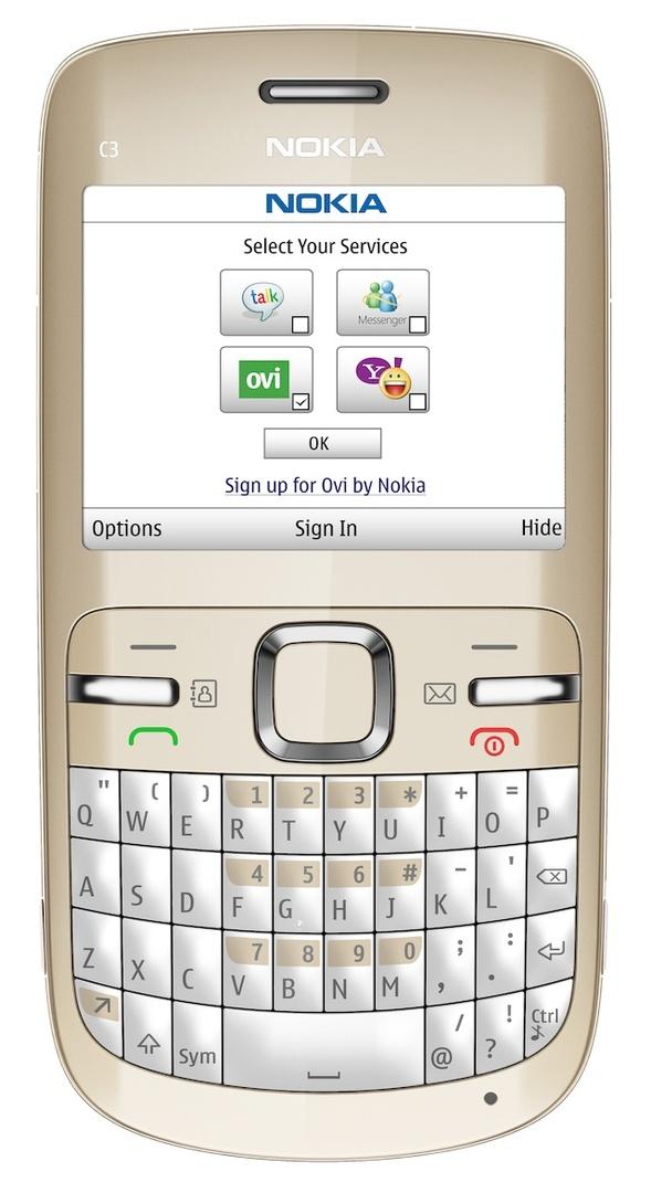 Nokia C3-01 Games