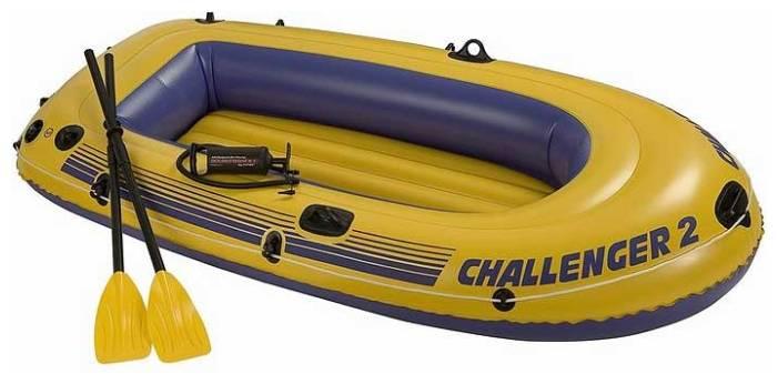 68367 Challenger 2 весла+насос