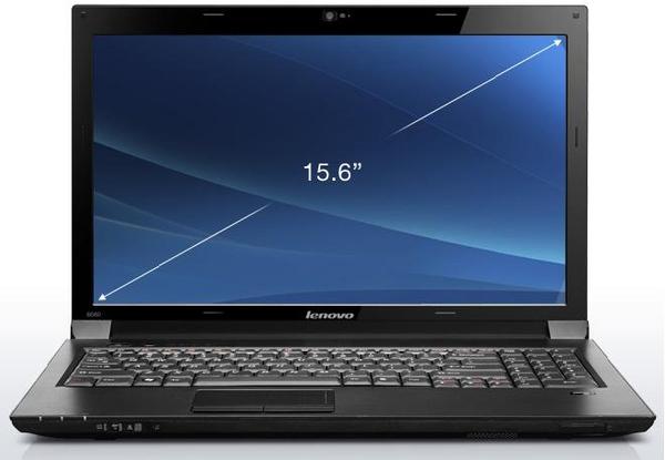 Lenovo b560 59307398 i3 370m/2/320/dvd-rw/wifi/win7hb/156/233 кг