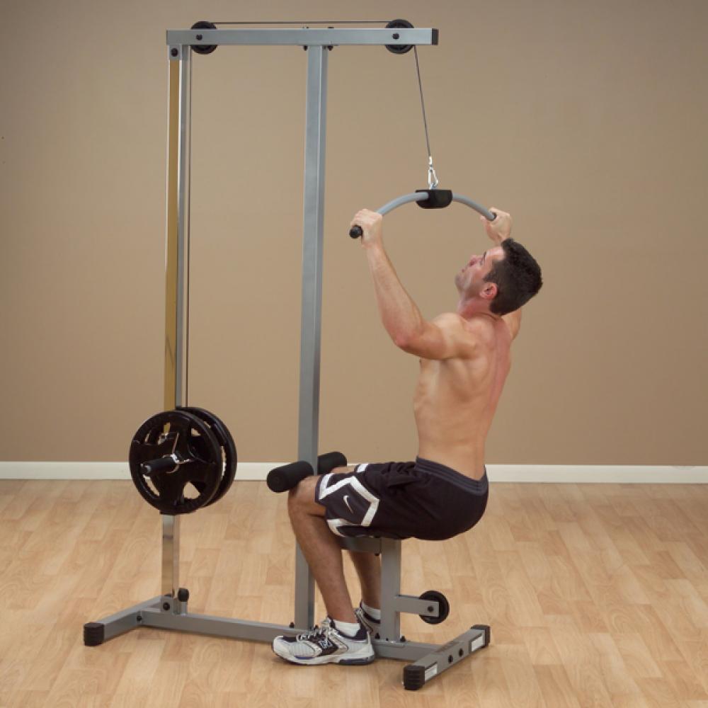 Тренажер на разные группы мышц своими руками