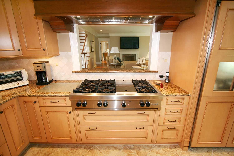 кухни с не встроенной плитой картинки последнее