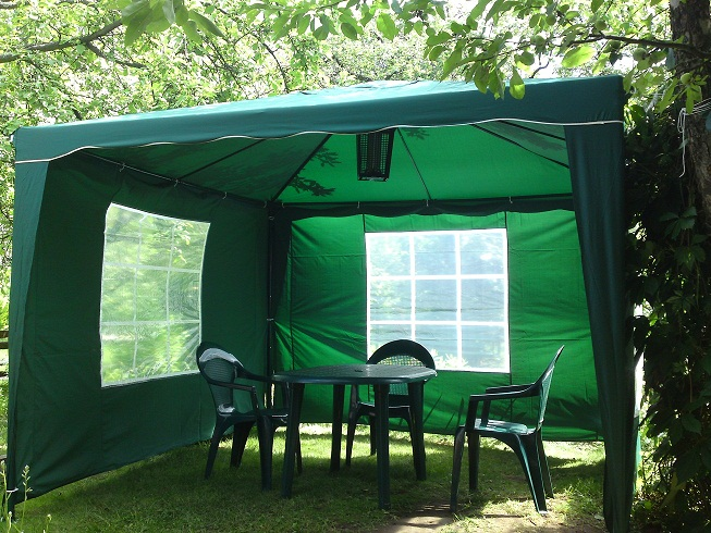 дачные шатры из пвх