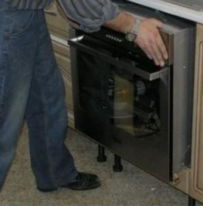 Установка духового шкафа своими руками Технозал - Нижегородский интернет-магазин