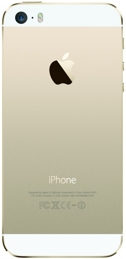 Apple iPhone 5S 32Gb Gold фото №2