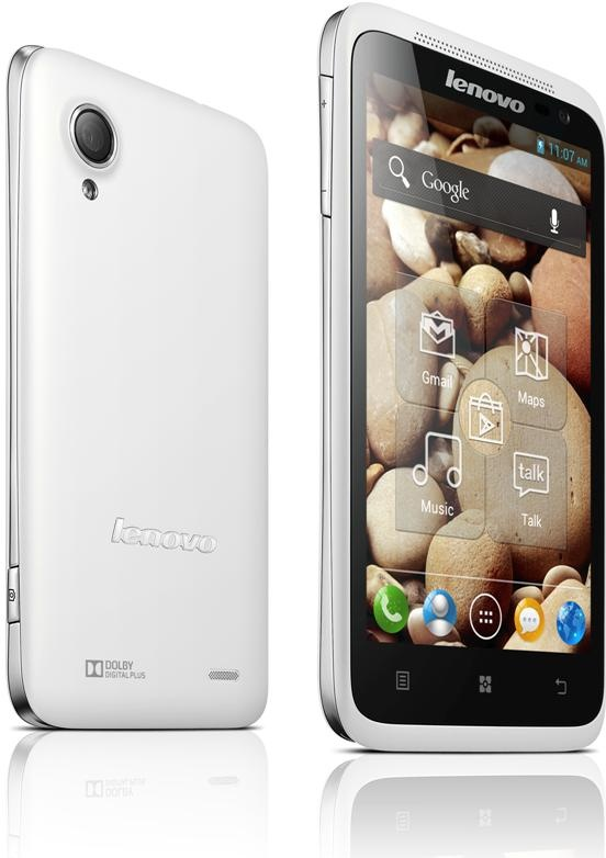 Lenovo S720 IdeaPhone White фото