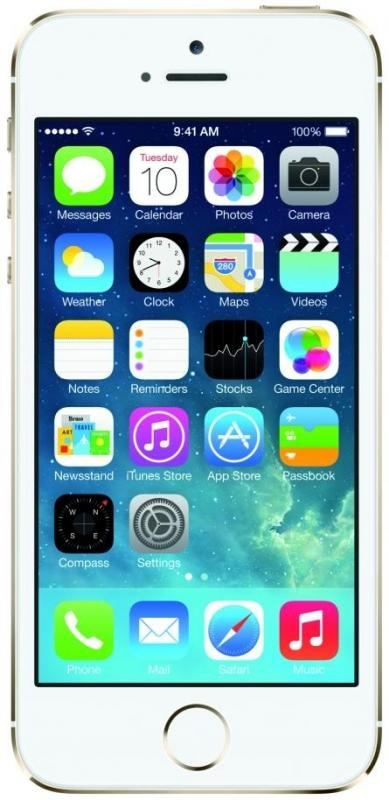 Apple iPhone 5S 32Gb Gold фото