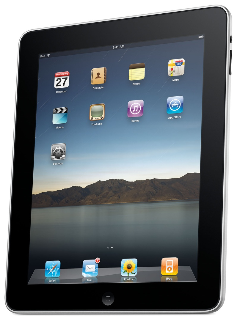 Apple iPad 2 64Gb Wi-Fi Black фото