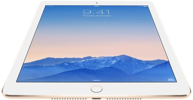Apple iPad Air 2 Wi-Fi 16GB - Gold MH0W2RU/A фото №6