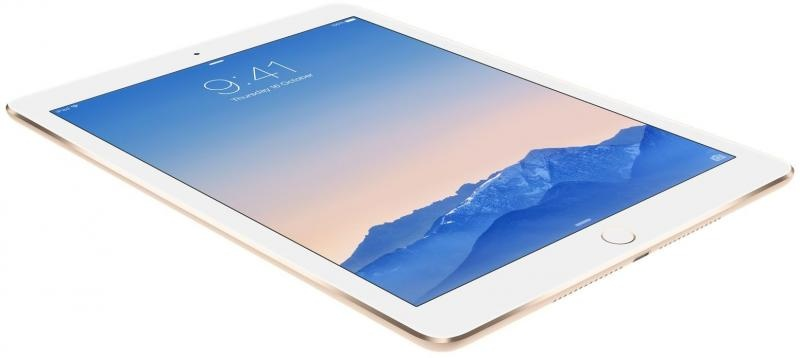 Apple iPad Air 2 Wi-Fi 16GB - Gold MH0W2RU/A фото №5