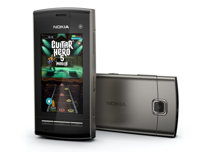 Nokia 5250 Dark Grey фото