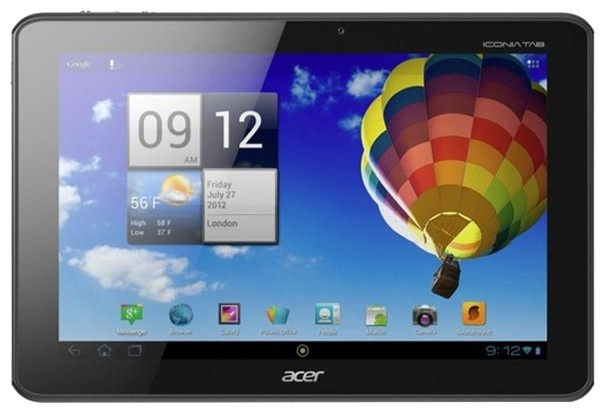 Acer Iconia Tab A510 32Gb фото