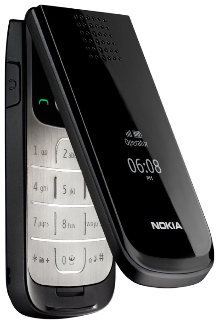 Nokia 2720 Fold Black With Game фото