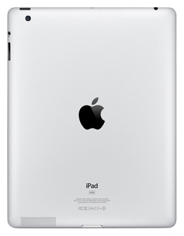 Apple iPad 3 32Gb Wi-Fi Black фото №3