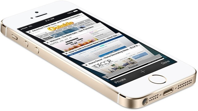 Apple iPhone 5S 32Gb Gold фото №3