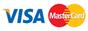 Возможна оплата картами Visa/Mastercard